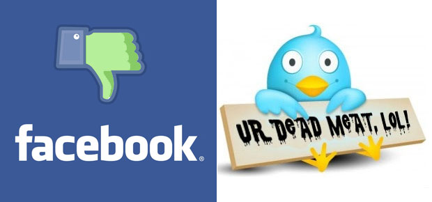 SOCIAL MEDIA JUNKIES BEWARE!