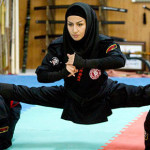FEMALE ZOMBIE KILLING NINJAS OF IRAN