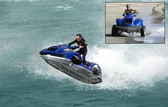 Quadski - Amphibious vehicle available soon - Cars and Automotive