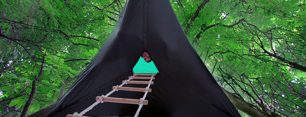 TENTSILE HANGING ZOMBIE SHELTER