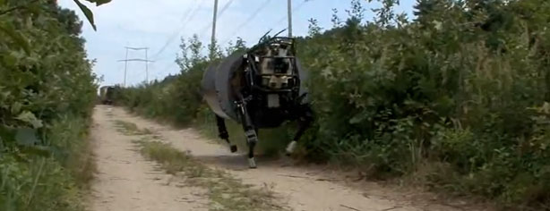 ROBOTIC MULE FOR ZOMBIE SURVIVAL