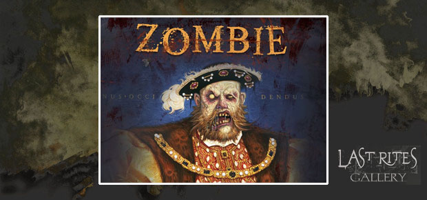 LAST RITES GALLERY PRESENTS ZOMBIE