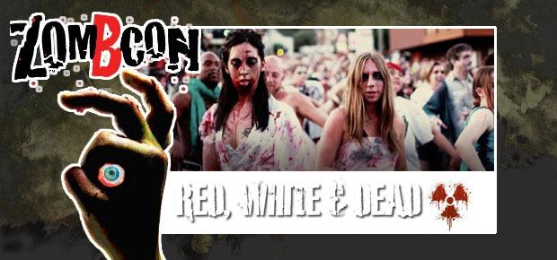 RED, WHITE & DEAD SEATTLE ZOMBIE WALK
