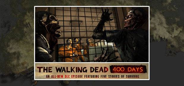 WALKING DEAD: 400 DAYS TRAILER