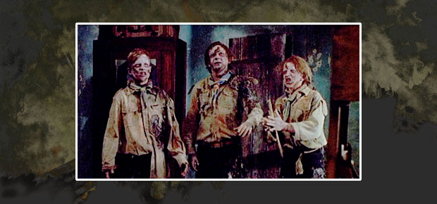 TECH TURNS BOY SCOUTS INTO ZOMBIES