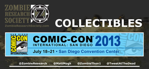 ZRS GUIDE TO COMIC-CON: COLLECTIBLES