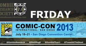 ZRS GUIDE TO COMIC-CON 2013: FRIDAY