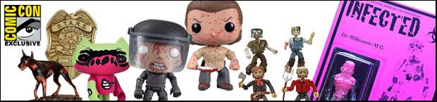 Comic Con Toys