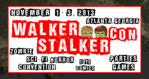 WIN TICKETS TO WALKING DEAD CONVENTION!