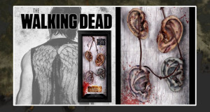 COLLECTIBLE DARYL DIXON EAR NECKLACE