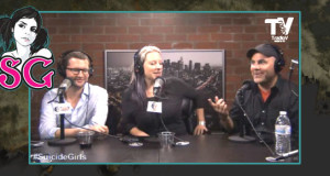 SUICIDE GIRLS RADIO: SURVIVAL & FINANCE IN THE ZOMBIE APOCALYPSE