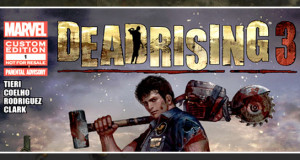 FREE DEAD RISING 3 DIGITAL COMIC!