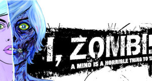 iZOMBIE COMES TO TELEVISION ON THE CW