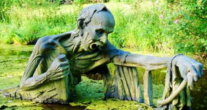THE FERRYMAN ZOMBIE OF VICTORIA'S WAY