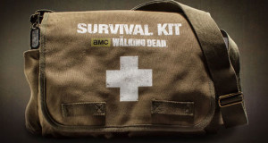 WIN THE WALKING DEAD SURVIVAL KIT!
