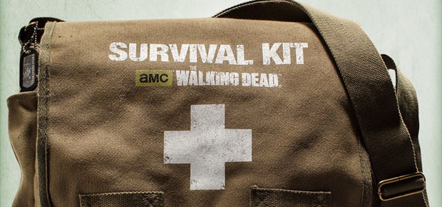 REVIEW: THE WALKING DEAD SURVIVAL KIT