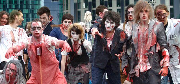 SENATE CONSIDERS 'ZOMBIE APOCALYPSE' BILL