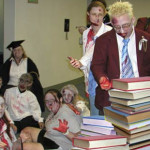 WASHBURN UNIVERSITY ZOMBIE DEBATE