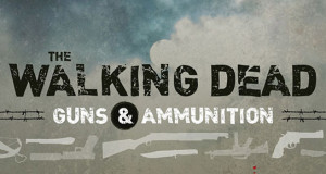 WALKING DEAD GUNS AND AMMUNITION