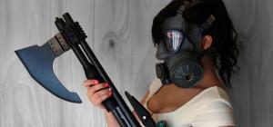 $120 ZOMBIE SHOTGUN AXE GIVEAWAY