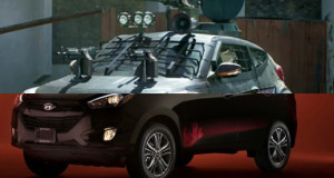 'WALKING DEAD' HYUNDAI TUCSON NOW AVAILABLE