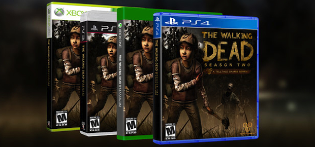 TELLTALE'S TWD GAMES COMING TO XBOX ONE AND PS4