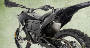 AVOIDING THE UNDEAD WITH STEALTH MOTORCYCLES