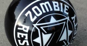 ZOMBIE BOWLING BALL GIVEAWAY!