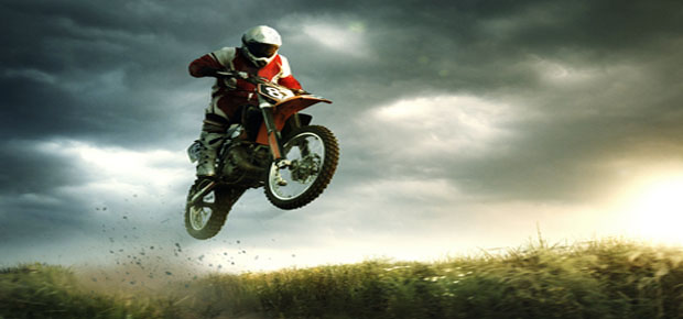 PREP A DIRT BIKE FOR THE ZOMBIE OUTBREAK