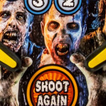 THE NEW WALKING DEAD PINBALL MACHINE