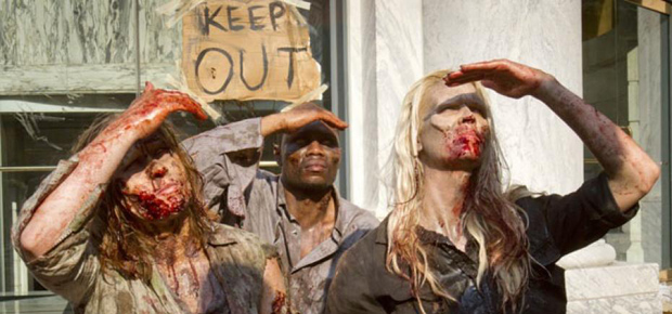 WALKING DEAD SPINOFF CHARACTERS REVEALED