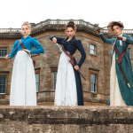 PRIDE & PREJUDICE & ZOMBIES & LADIES