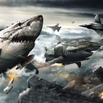 MUTANT FLYING NAZI ZOMBIE SHARKS