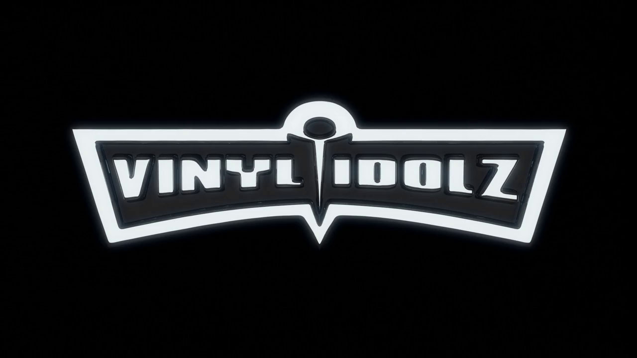 Vinyl Idolz Logo Zombie Research Society