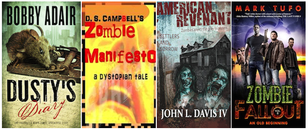 REVENGE OF THE ZOMBIE AUTHORS ROUNDTABLE -PART 1