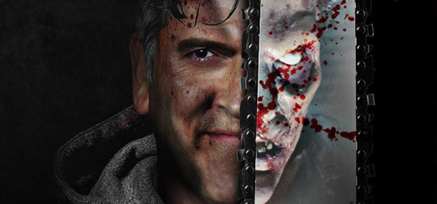 'ASH VS EVIL DEAD' COMING THIS FALL
