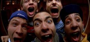 NSYNC & BACKSTREET BOYS MAKING ZOMBIE FLICK