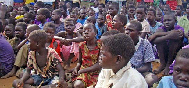 'NODDING DISEASE' AKA 'ZOMBIE DISEASE' IN UGANDAN CHILDREN