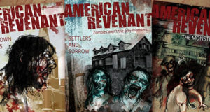 AMERICAN REVENANT: AMAZING NEW ZOMBIE SERIES