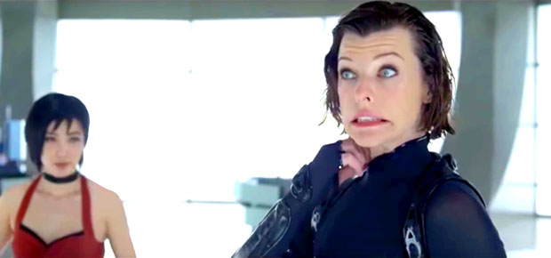 APPARENTLY THE RESIDENT EVIL REBOOT PLEASES NO ONE